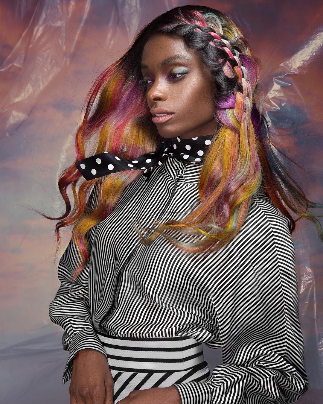 "Hair Stylist | Sarajane on Instagram: ""Rebecca Taylor x Studio Sage ℂ"