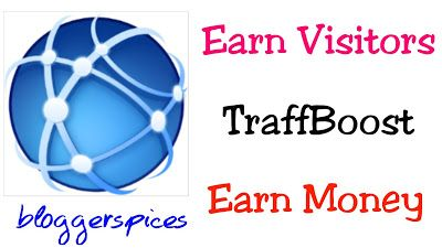 Earn Visitors And Earn Money TraffBoost