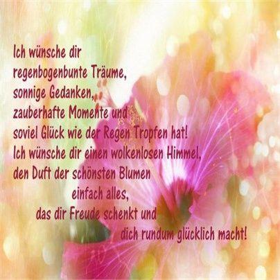 Pin Von Elke Auf Spruche Alles Gute Geburtstag