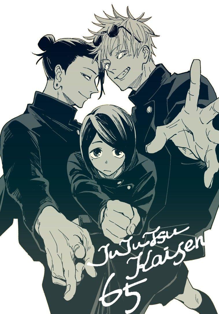 ♥Jujutsu Kaisen ♥咒术回战 ♥呪術廻戦 ♥anime