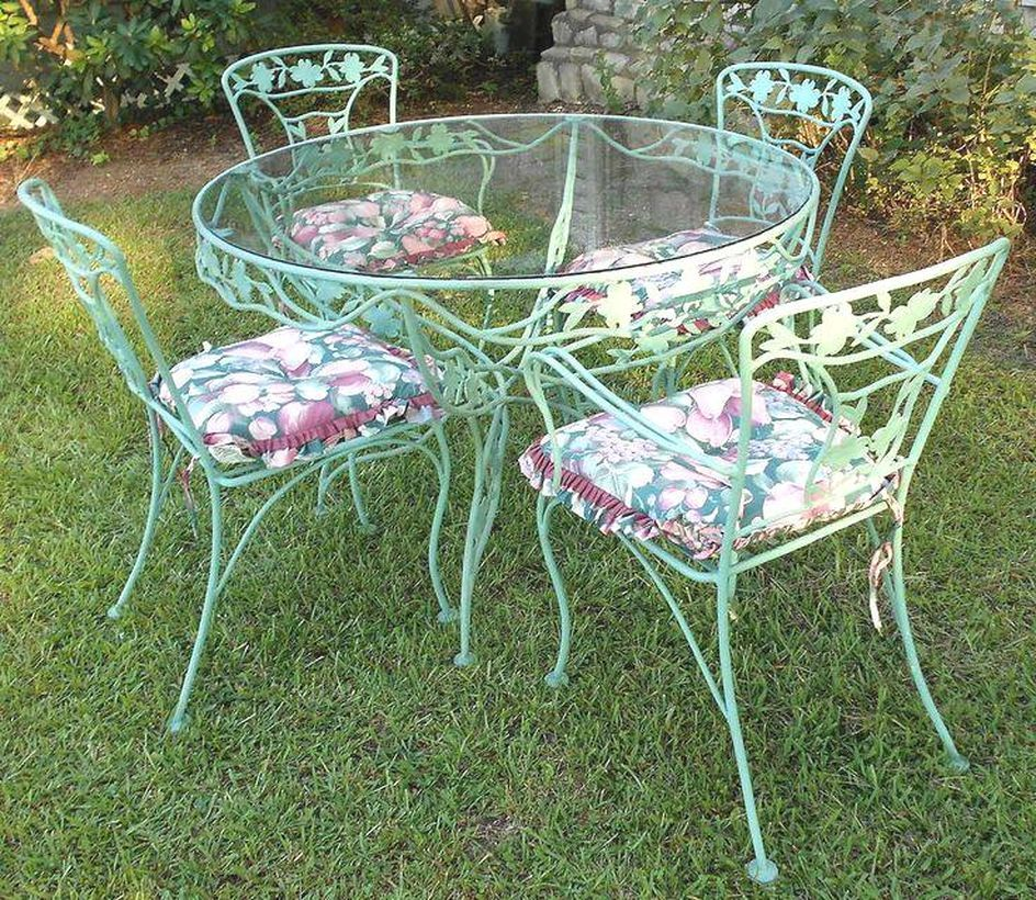 3 Gorgeous Outdoor Vintage Garden Ideas For You To Try Vintage