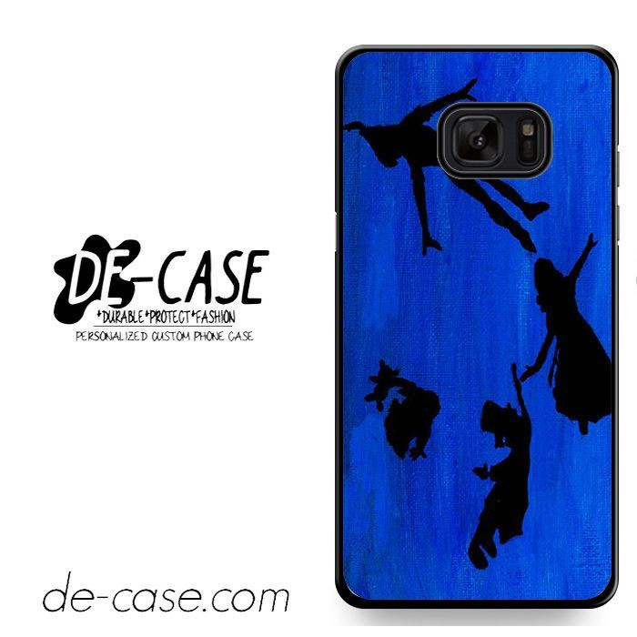Peterpan Blue Second Star DEAL-8574 Samsung Phonecase Cover For Samsung Galaxy Note 7