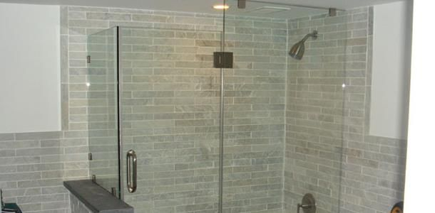How To Install Sliding Shower Door Track