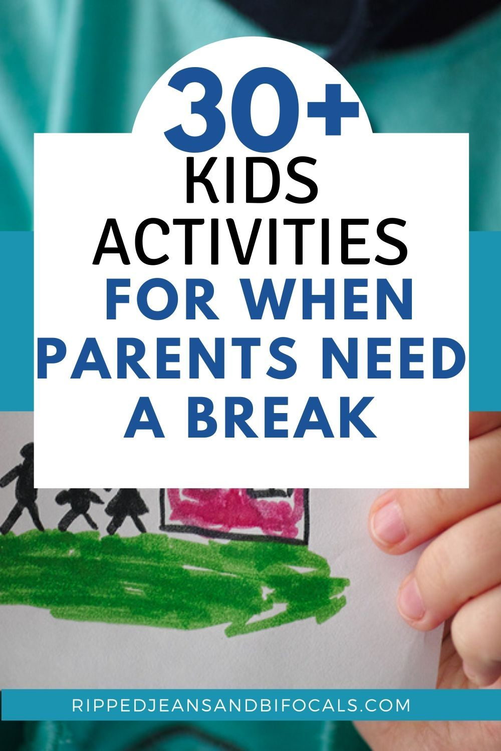 Photo of 30+ activities for kids for when parents need a break