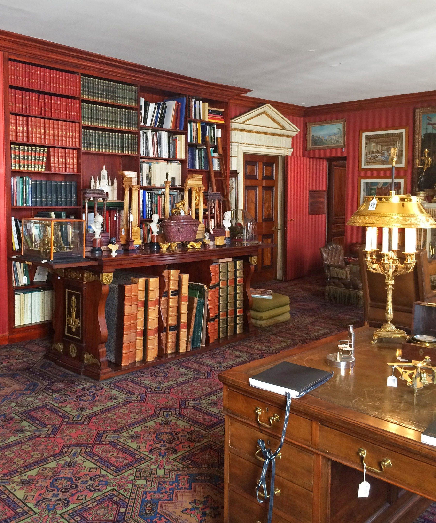 Sothebys Will Auction Off Robert Zellinger De Balkanys Paris Estate