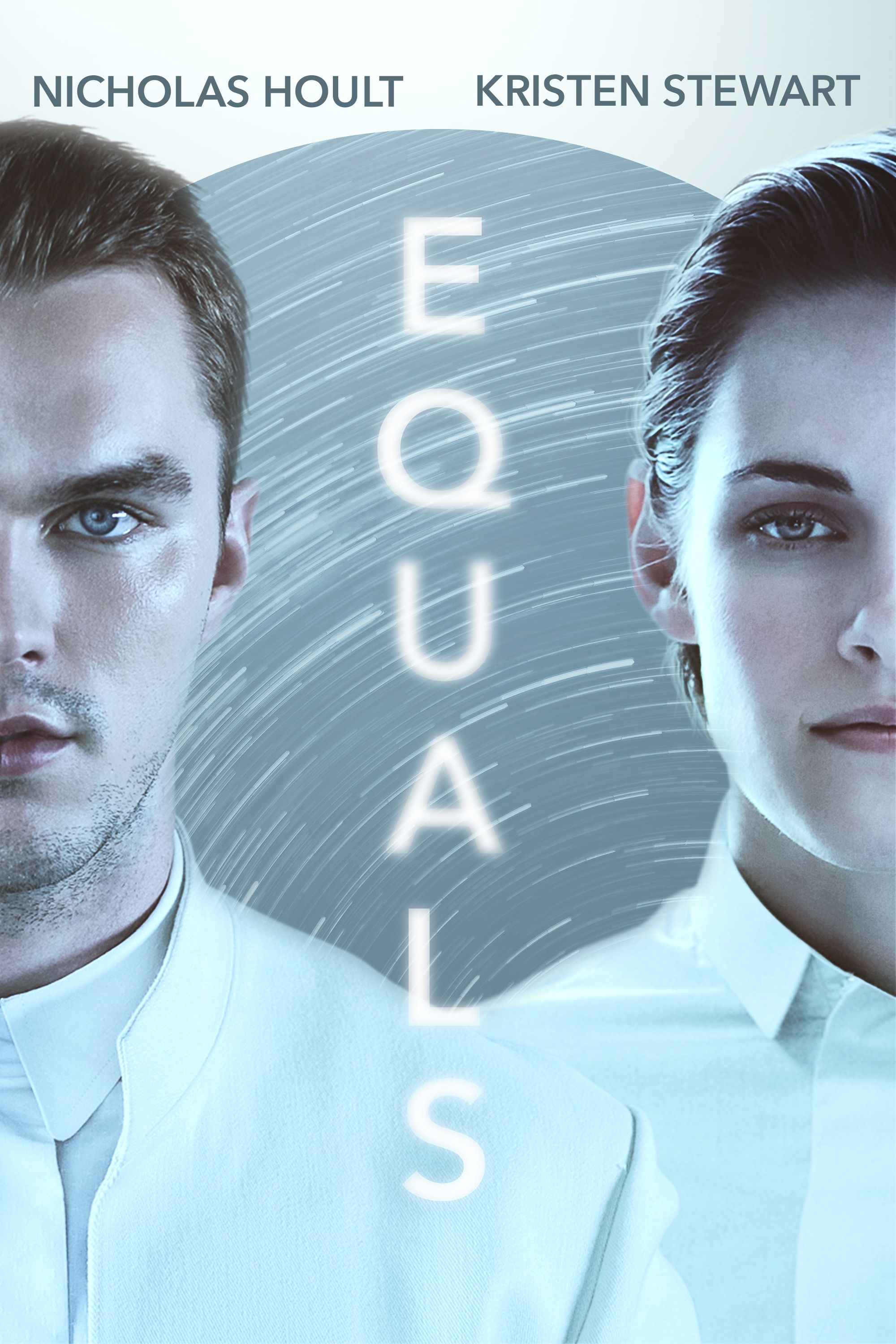 Equals Movie Poster - Nicholas Hoult, Kristen Stewart, Guy ...