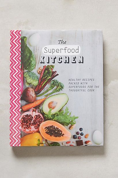 The Superfood Kitchen Books Book Gifts My Cookbook