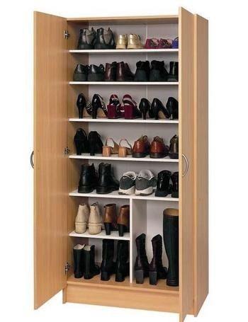 Mueble zapatero organizador de zapatos 1 80x65x30 - Organizador zapatos ikea ...