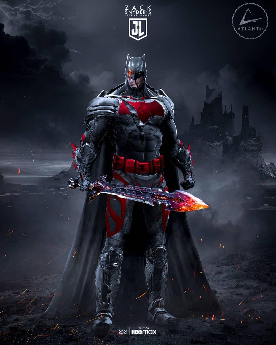 1 163 Likes 13 Comments A T L A N T Atlant 99 On Instagram The Dark Knight 3 4 Zack Snyder S Justice League Hboma In 2020 Batman Concept Batman Comics Batman