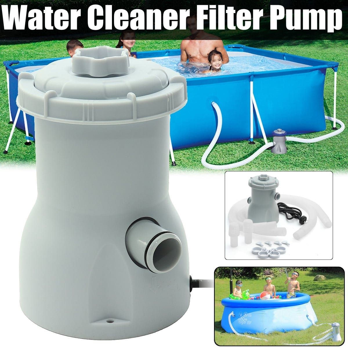 This Lovely 220v Inflatable Pool Filter Pump System Small Pool Filter Is On Flash Sale At 50 Off For Only Inflatable Pool Swimming Pool Water Pool Filters