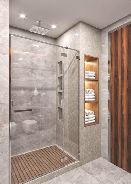 Master Bathroom Ideas In 2020 Modern Bathroom Modern Master Bathroom Small Bathroom Makeover