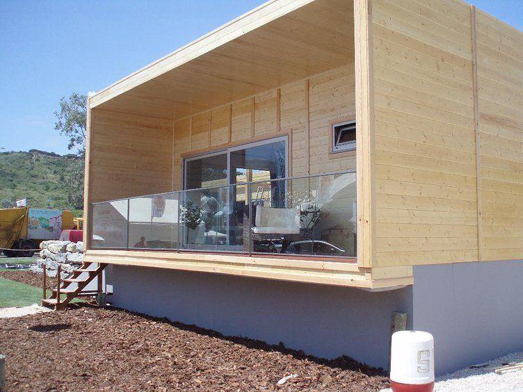 Poalsf casas modulares em lsf m mini casas pinterest - Casas modulares portugal ...