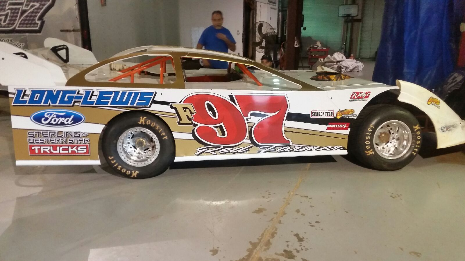 My Fathers Car Red Farmer Dirt Late Models Old Race Cars Ford Racing