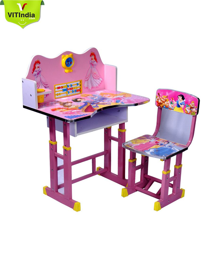 We Are Giving Barbie Study Table With More Features On 40 Off In