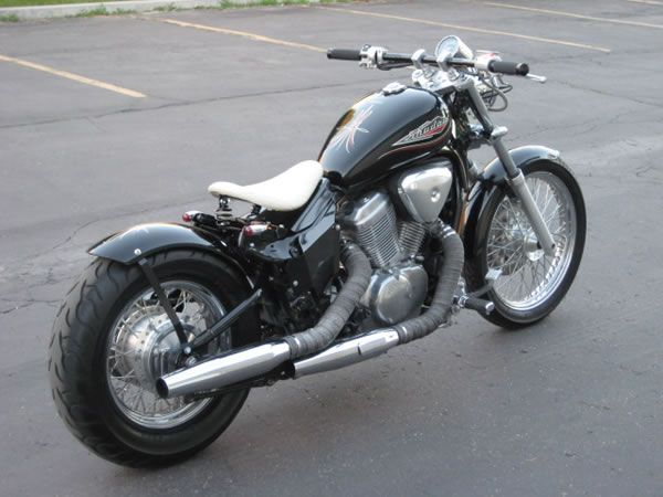 honda vt 600 c steed bobber honda shadow vt 600 c. Black Bedroom Furniture Sets. Home Design Ideas