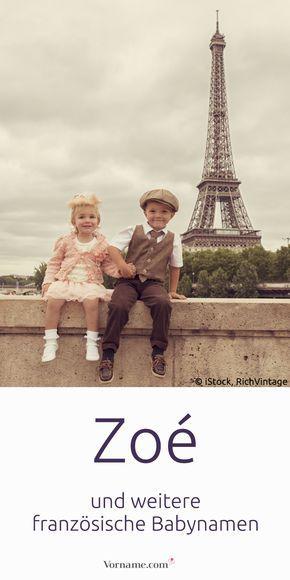 Beliebte Vornamen Frankreich