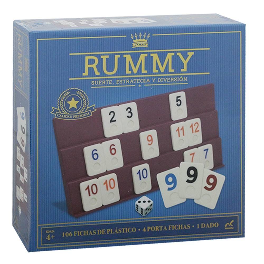 Juego De Mesa Novelty Rummy Walmart Juego De Y Rummy Online