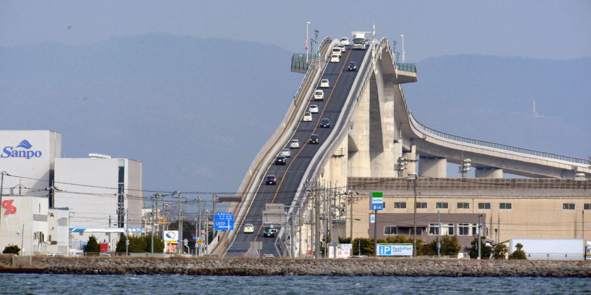 We've seen truly terrifying bridges before, but n...