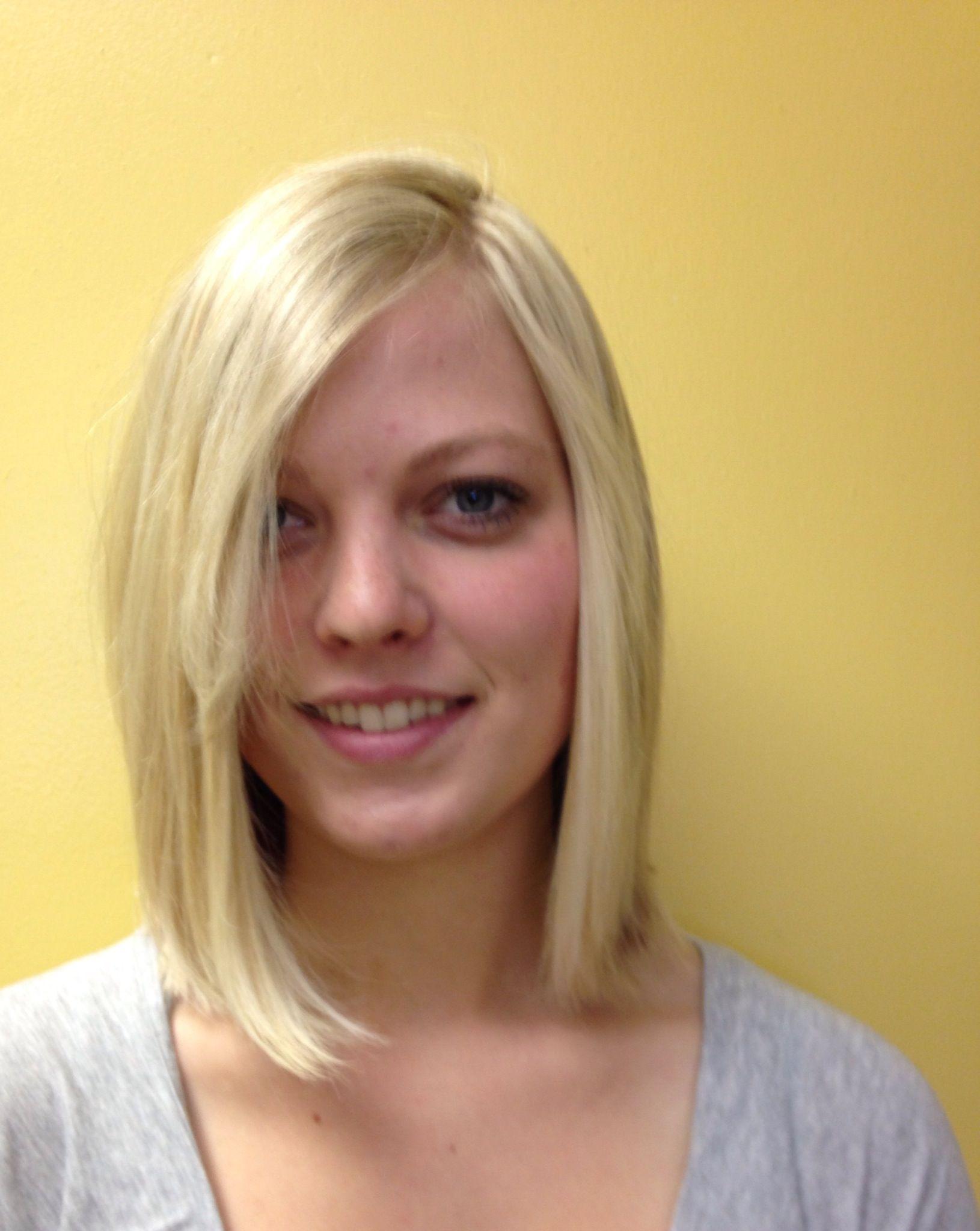 Blonde Color With Auburn Underneath Artiste Salon Hair