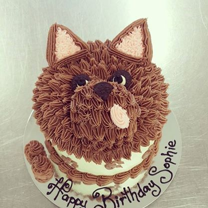 Puppy Face Animal Cakes Pinterest Puppy face Fudge and Animal