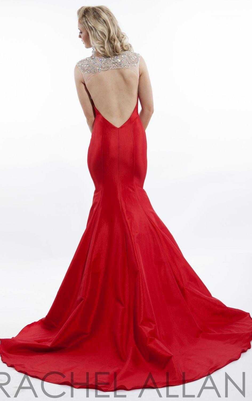 Rachel allan dress missesdressy evening couture