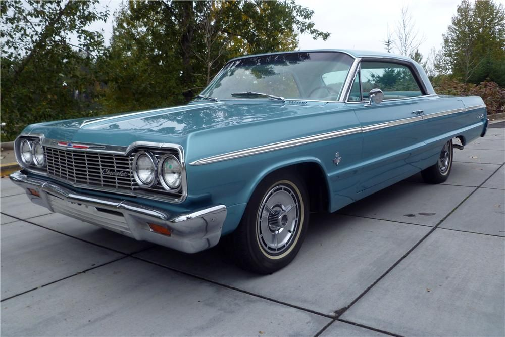 1964 Chevrolet Impala Coupe Jpm Entertainment