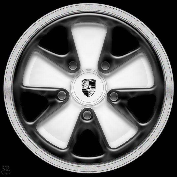 Classic Fuchs Wheel