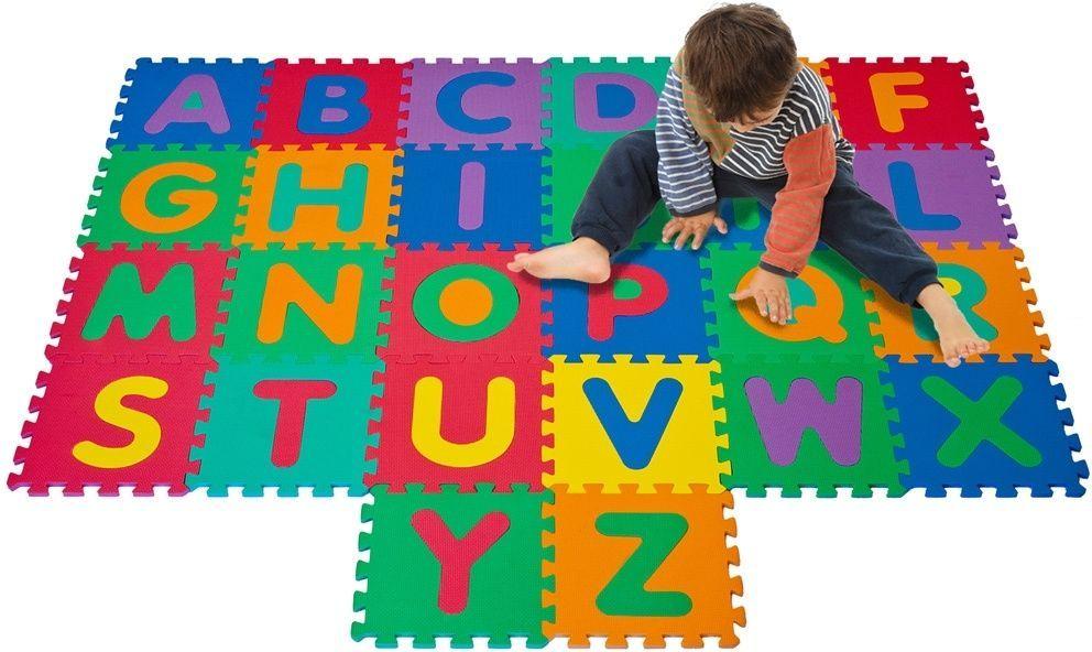 Baby Kid Room Alphabet Number Epe Foam Crawl Play Floor Mat Tiles Jigsaw Puzzle Kids Foam Floor Foam Flooring Kids Flooring