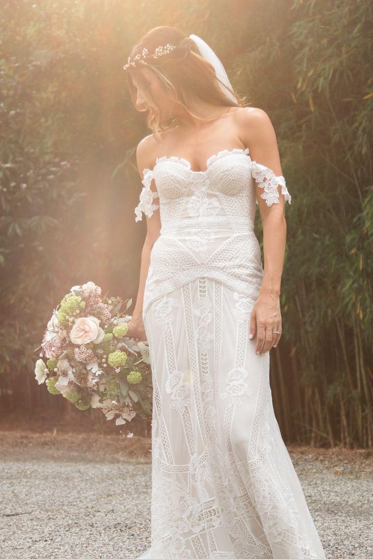 Wedding Dress Resale.Rue De Seine Fox 1 990 Size 12 Used Wedding Dresses