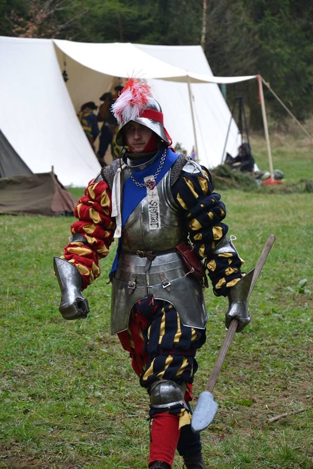 Pin by Mark Grob von Appenzell on Armor Porn in 2019 | Medieval