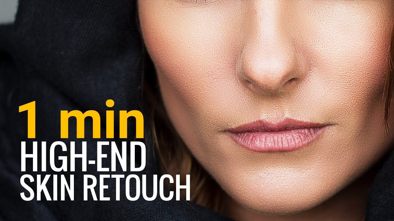 High end skin softening in 1 minute or less in photoshop amazing way to smooth skin with the skin texture still intact and beautiful in photoshop cc using this quick high end skin retouching technique baditri Choice Image