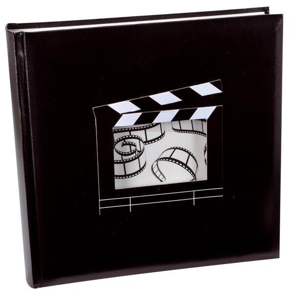 Gastebuch Film Kamera Und Kino Gastebuch In Schwarz Fur Alle
