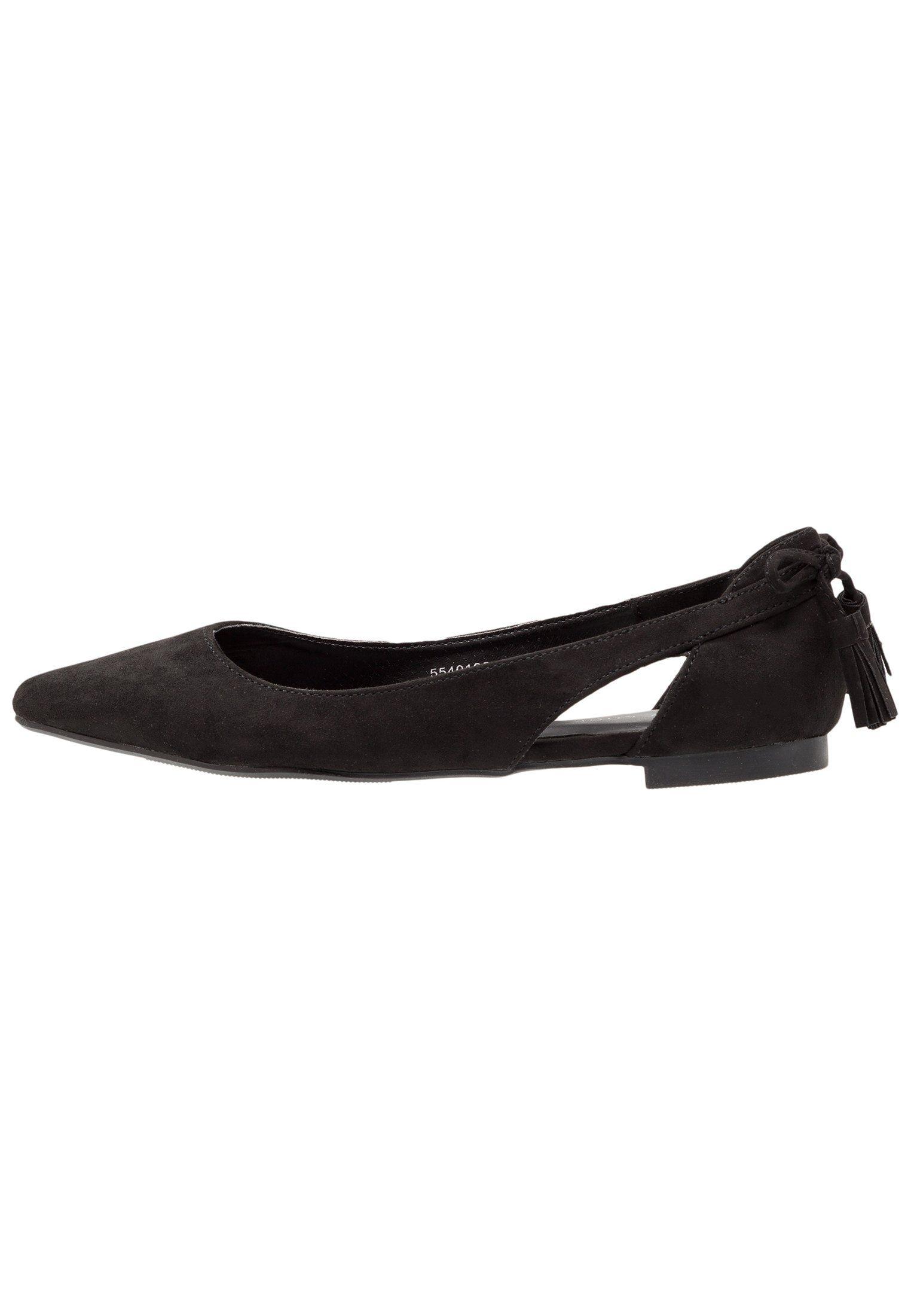 New Look KASSEL - Ballet pumps - black OHn7kLT4