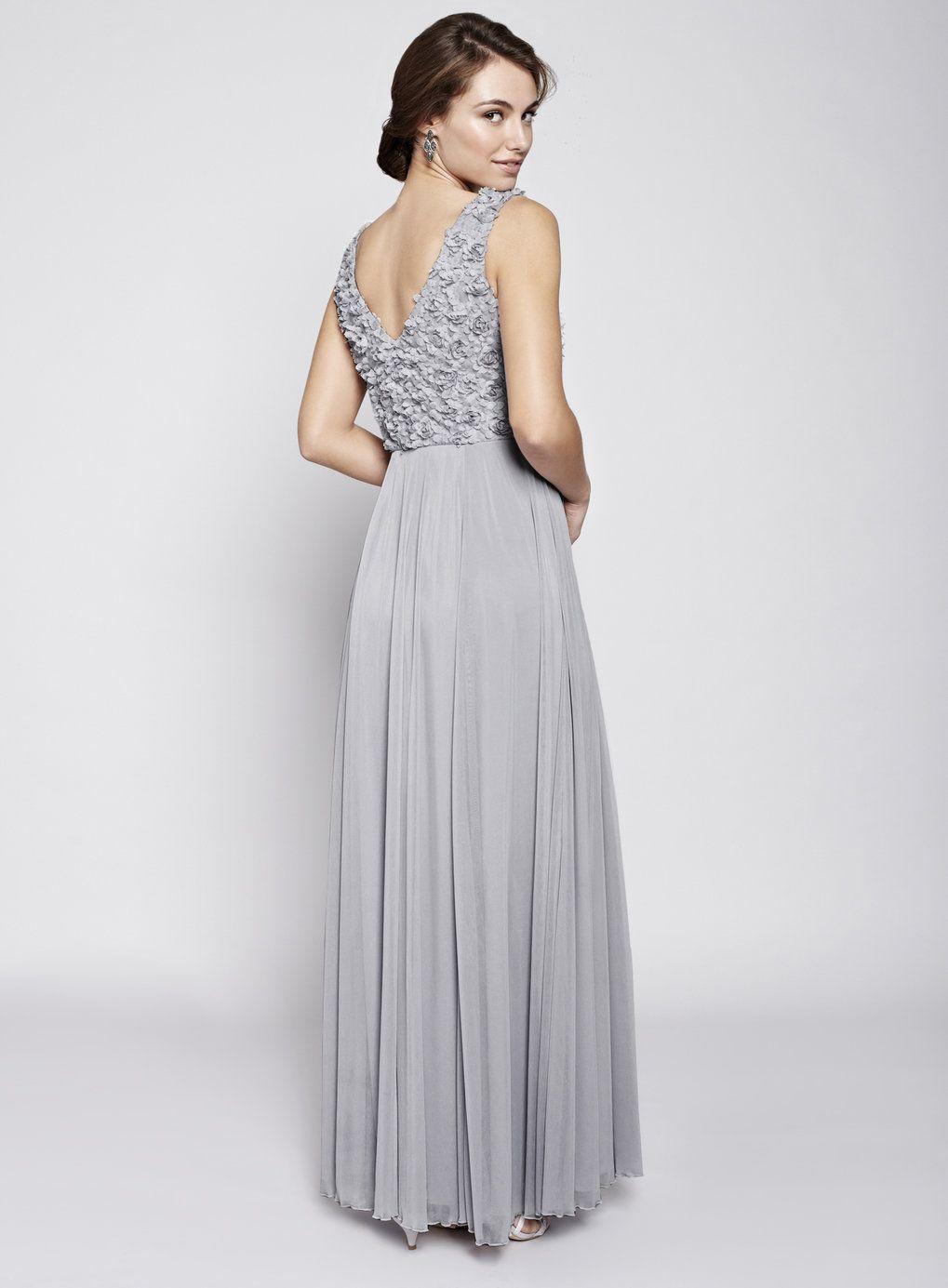 Bridesmaid dress grey grey bridesmaid dress pinterest more bridesmaid dress grey ombrellifo Choice Image