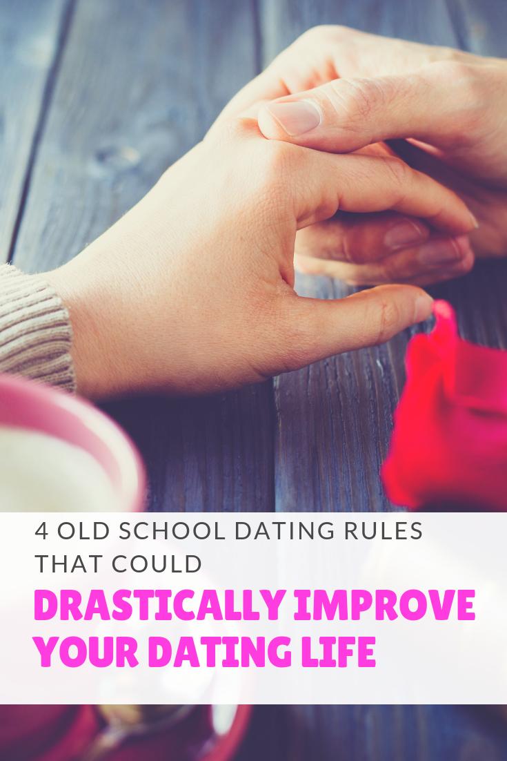 Old school dating advice