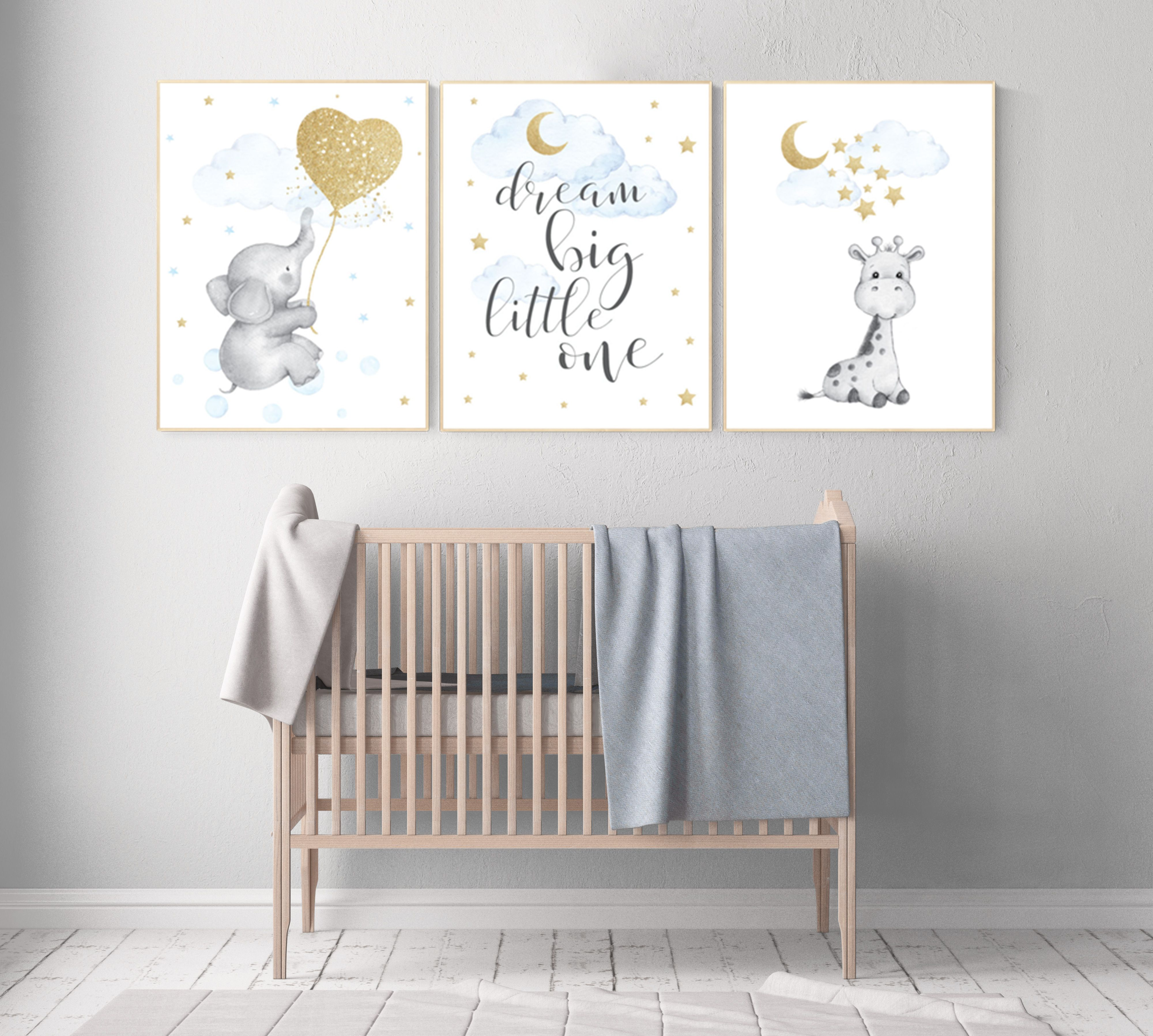 Twinkle Twinkle Little Star Print Nursery Print Navy Blue Nursery Printable Art Hand Lettered Print Kids Room Decor Baby Wall Art