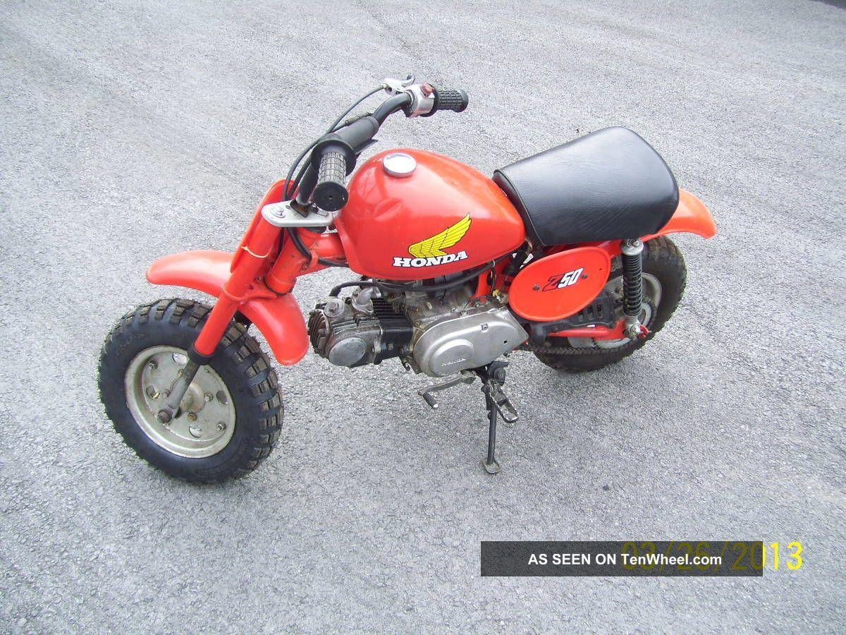 Honda 50cc Dirt Bike 1970 Ss50 Gallery Classic Motorbikes 1971 Download