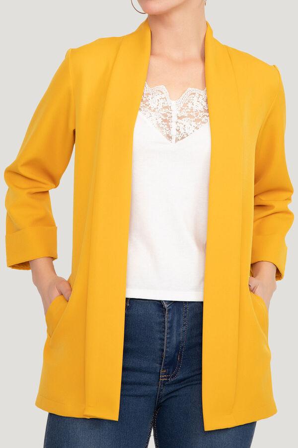 جكيت أصفر قطن تسوق أون لاين حجاب مودانيسا أزياء محجبات ملابس محجبات فساتين جلباب عباية ملابس فستان تونيك فستان طويل Fashion Trench Coat Duster Coat