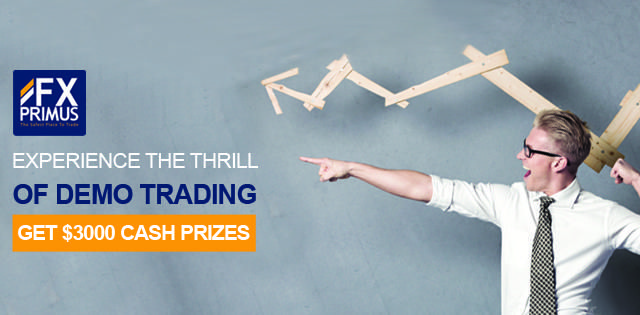 The race for $3000 in CASH PRIZES is still on! Join our DEMO TRADING COMPETITION today. Simply click the link below, register and experience the thrill of trading the forex markets risk free! ‪#‎FXPRIMUS‬ ‪#‎TheSafestPlaceToTrade‬ ‪#‎DemoTrading‬ ‪#‎Competition‬