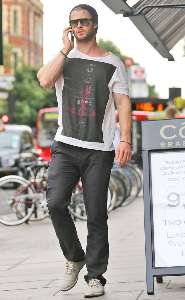 Chris Hemsworth From Hollywoodu0026#39;s Sexiest Men   Chris Hemsworth