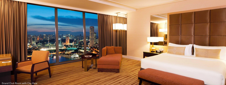 Marina Bay Sands Hotel Singapore Room Upgrade Budget Hotel Room