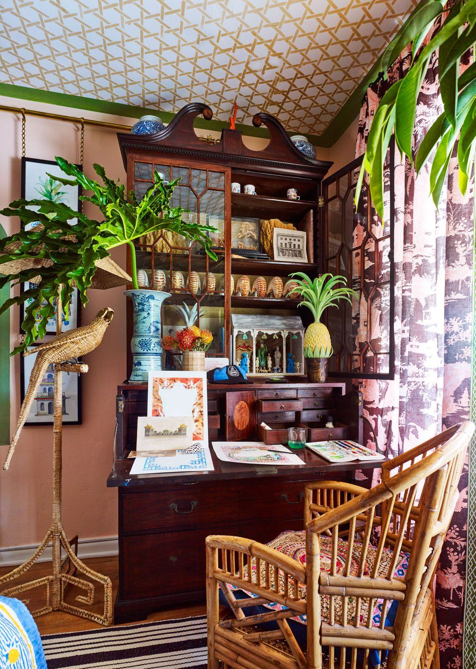 This Entire Palm Beach Apartment Was Decorated for Under