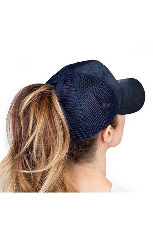 2be302063 C.C Trucker Pony Cap | My Style | Plain baseball caps, Hats ...