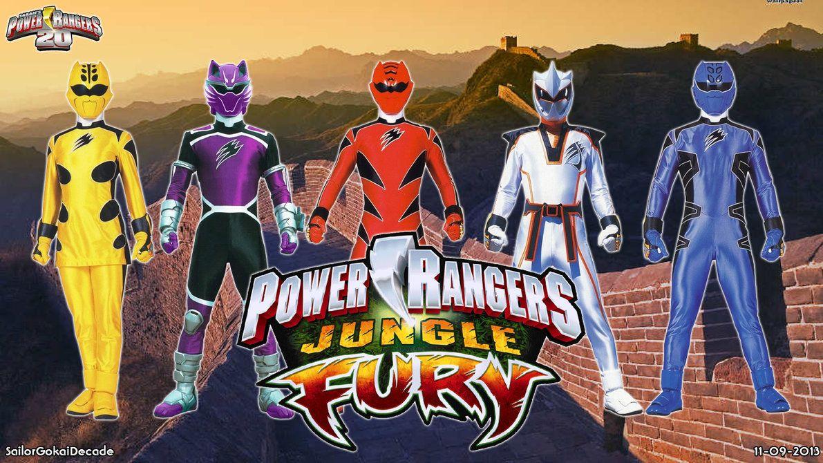 power rangers jungle fury - Google Search | My favorite power ranger ...