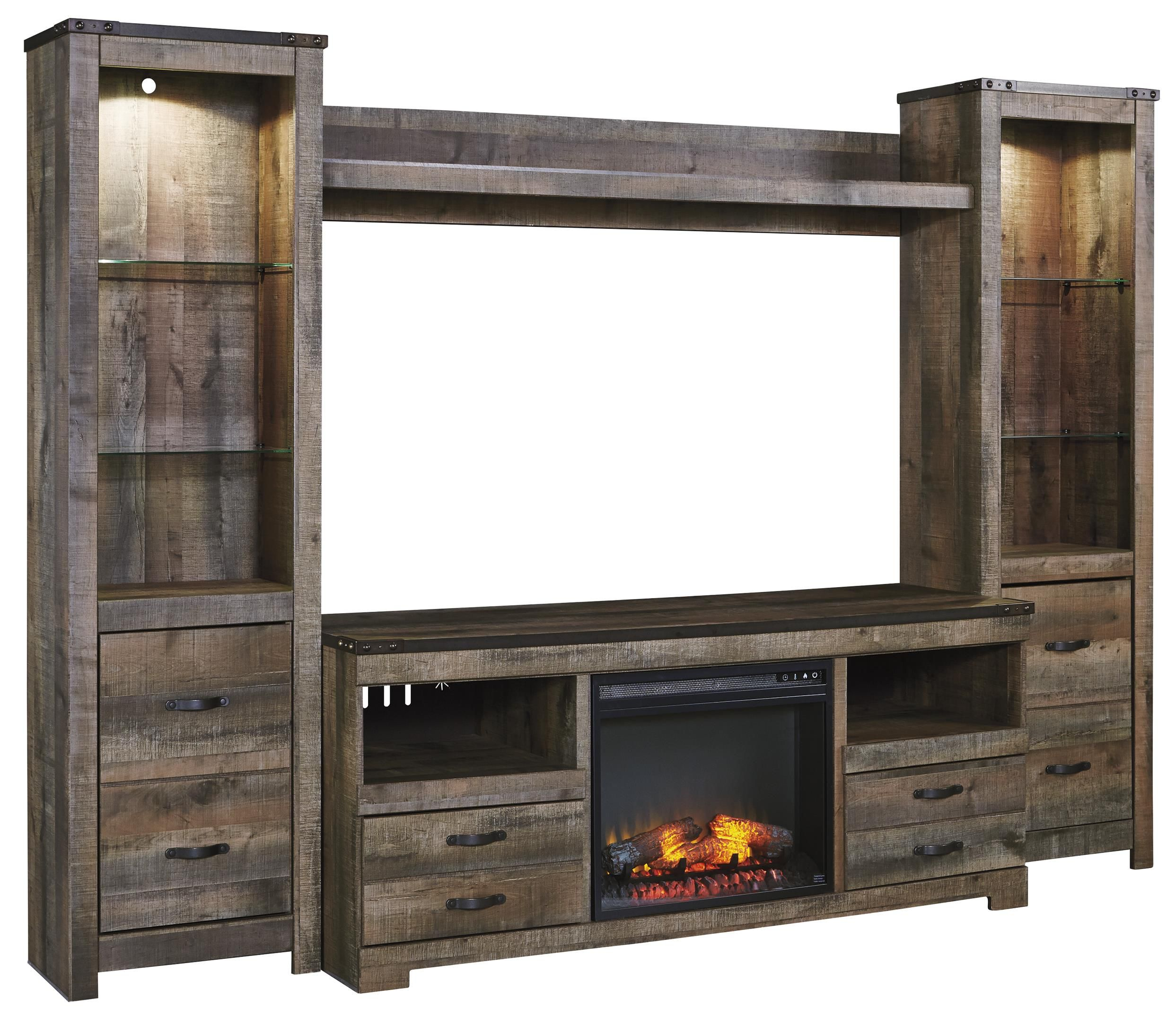 Ashley Furniture Electric Fireplace | Shapeyourminds.com