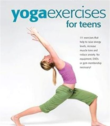 yoga exercises for teens pdf  yoga for kids types of