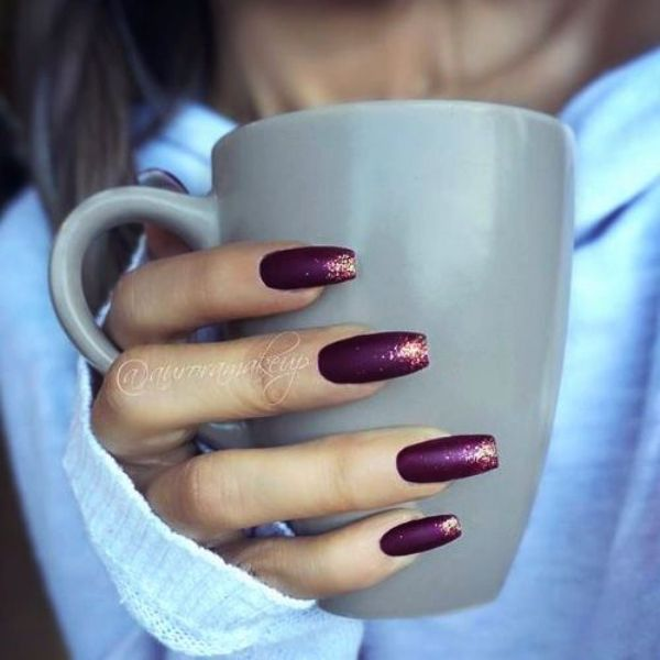 50 Trending Fall Nail Designs And Colors For 2018 50 Trending Fall Nail Designs and Colors for 2018 Fall Nails fall nails red