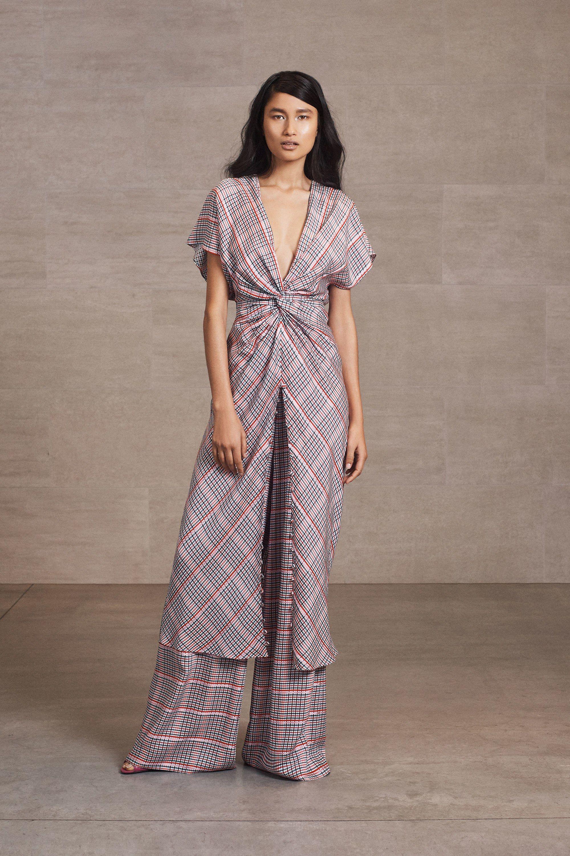 Prabal gurung prefall fashion show collection alicia
