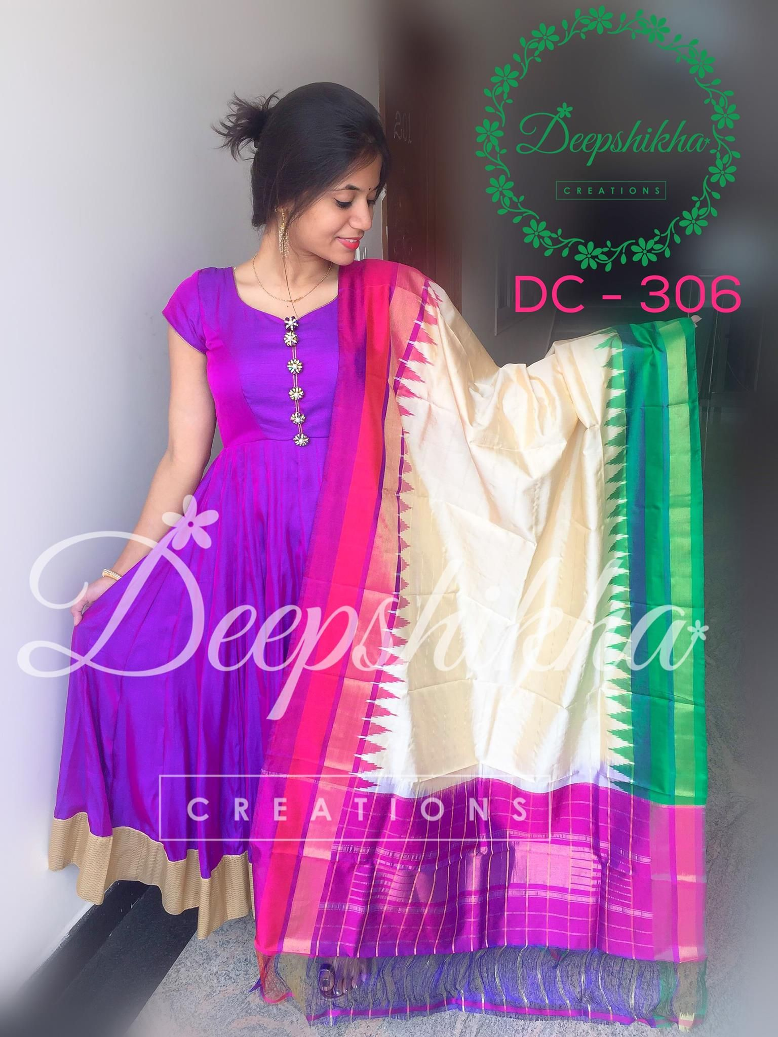 DC - 306For queries kindly inbox orEmail - deepshikhacreations@gmail ...