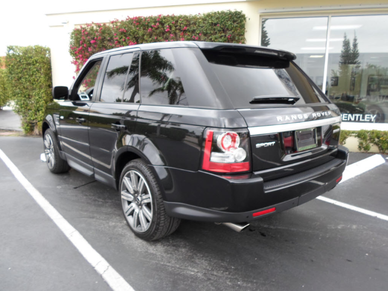 2012 Land Rover Range Rover Sport Supercharged  Cars and